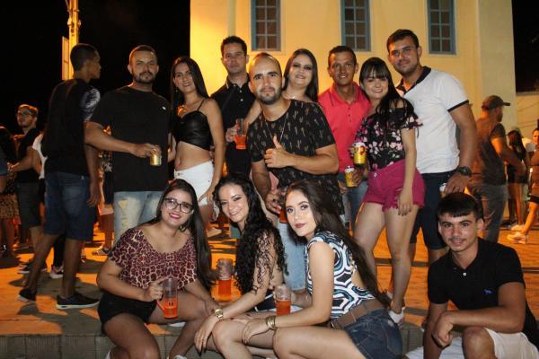 Dom Basílio Folia - Terceira Noite