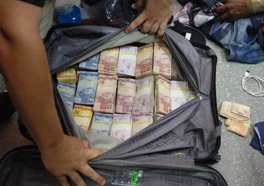 PM e PF capturam quadrilha responsável por furto de banco na Bahia