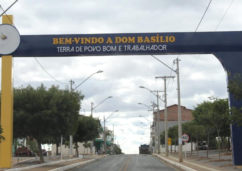 Dom Basílio: sistemas de abastecimento beneficiarão cerca de 200 famílias