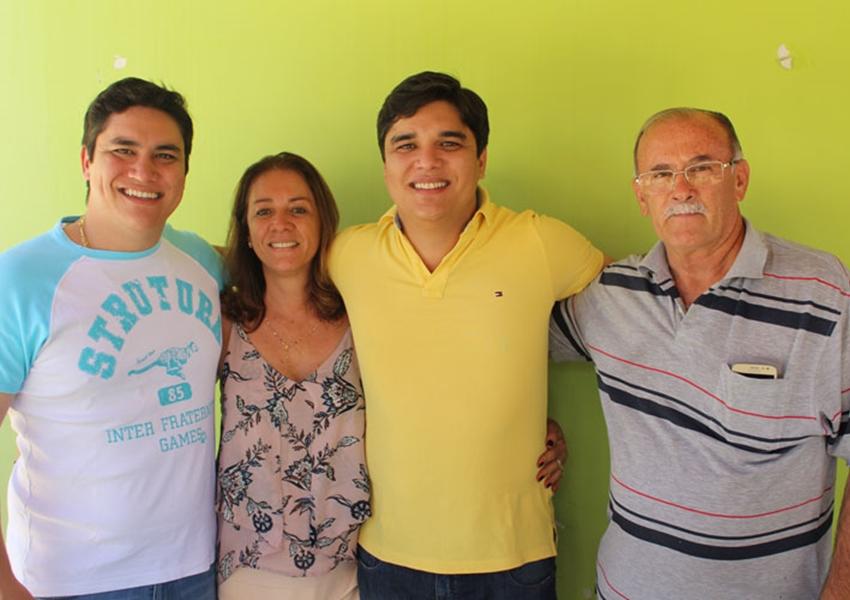 De alma lavada com a reeleição, Vitor Bonfim assegura apoio ao município de Brumado