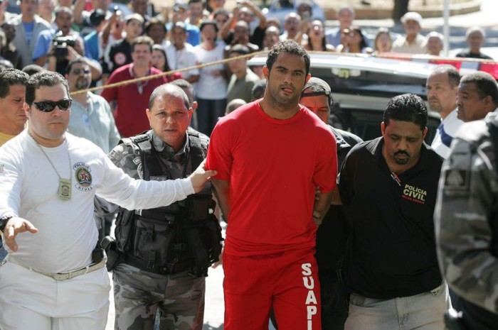 Tribunal de Justiça de Minas diminui pena do goleiro Bruno após prescrição de crime