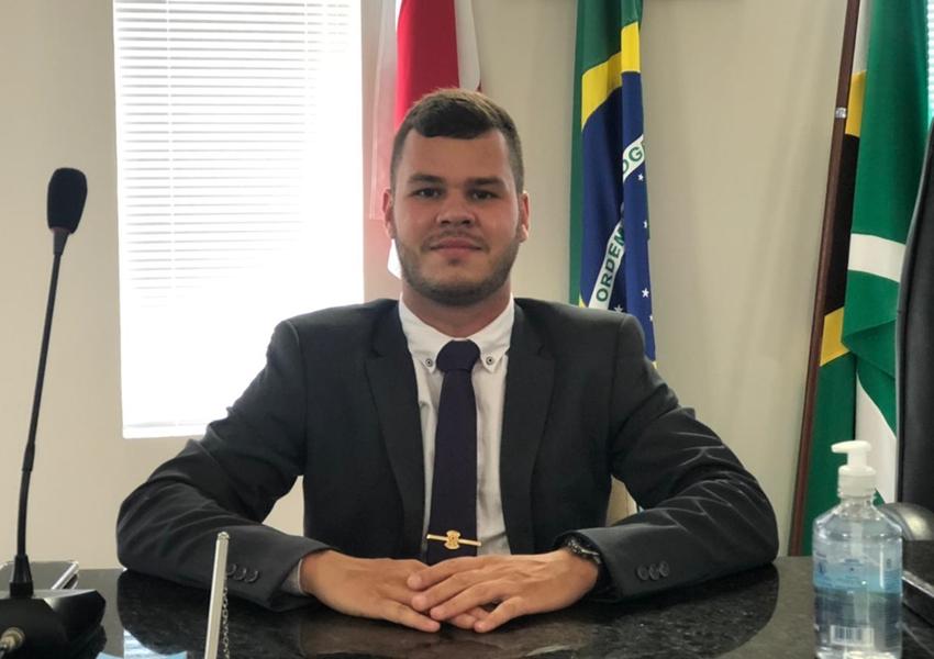 Vereador Paulo Lessa Filho apresenta indicações para implantação de praças e academia ao ar livre em Povoados