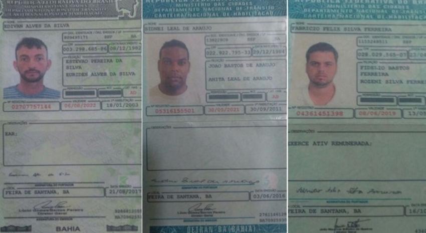 Jequié: Três são mortos em confronto após tentarem escapar de barreira policial na BR-116