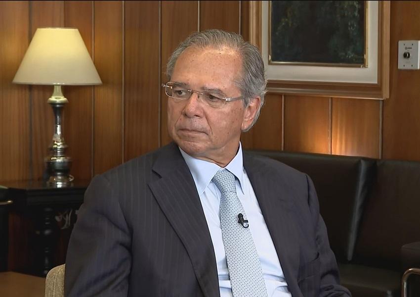 Guedes anuncia R$ 147,3 bilhões em medidas contra coronavírus
