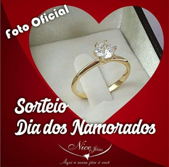 Participe do sorteio Dias dos Namorados da Nice Jóias