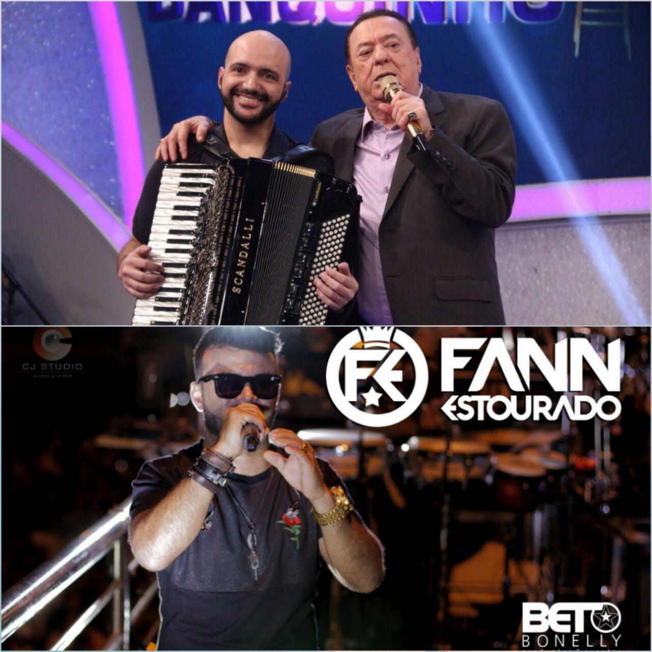 Fann Estourado chama a atenção de produtor musical com reconhecimento nacional e irá gravar seu novo sucesso com ele