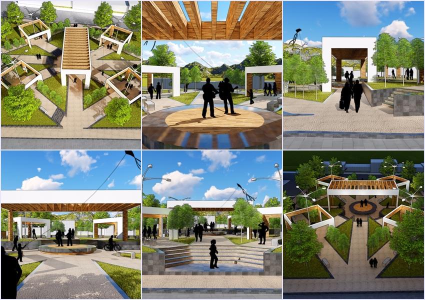 Projeto prevê revitalização de praça em Jussiape