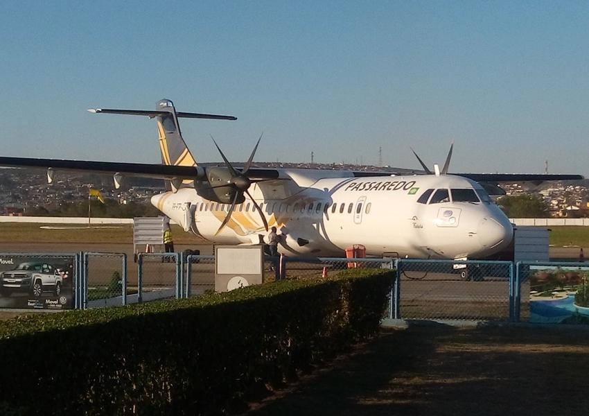 Após negociação, voos da Passaredo são mantidos em Vitória da Conquista