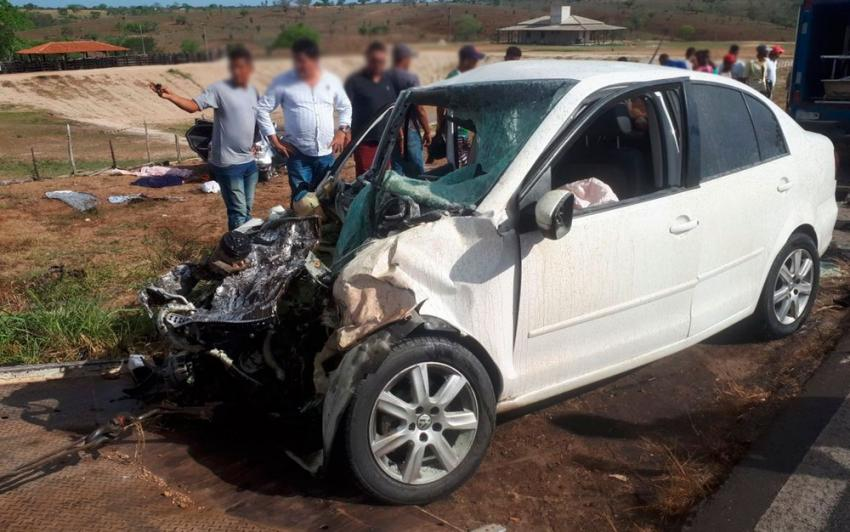 Três vítimas de acidente que deixou quatro mortos na BR-116 têm alta médica; duas seguem internadas