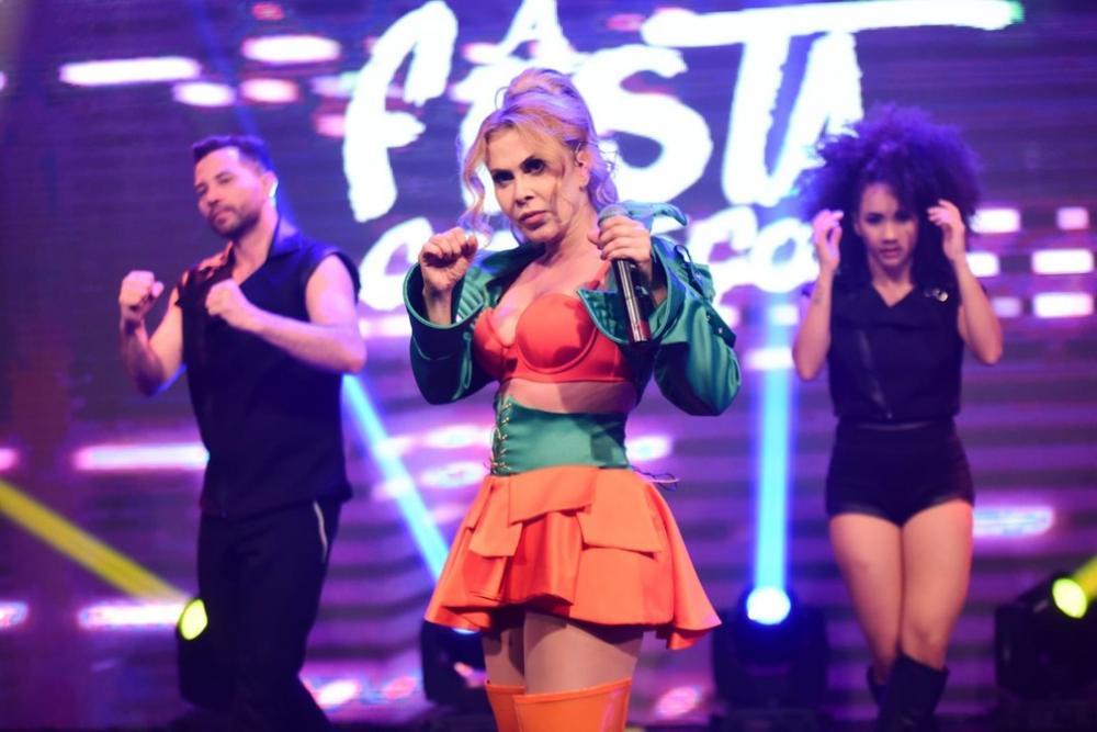'Isso é Calypso': Joelma anuncia turnê para 2022