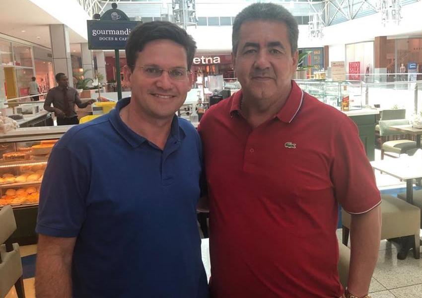 Livramento: Cidão Aracatu cumpre intensa agenda de trabalho em Salvador