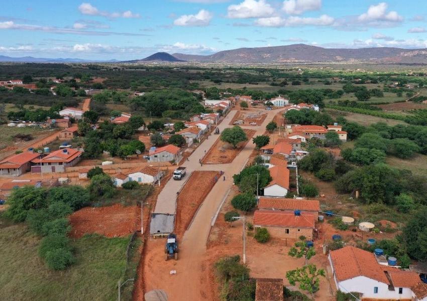 Dom Basílio: Obras de infraestrutura avançam na comunidade de Jatobá