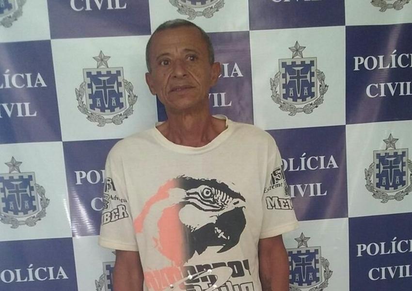 Polícia Civil prende acusado de homicídio