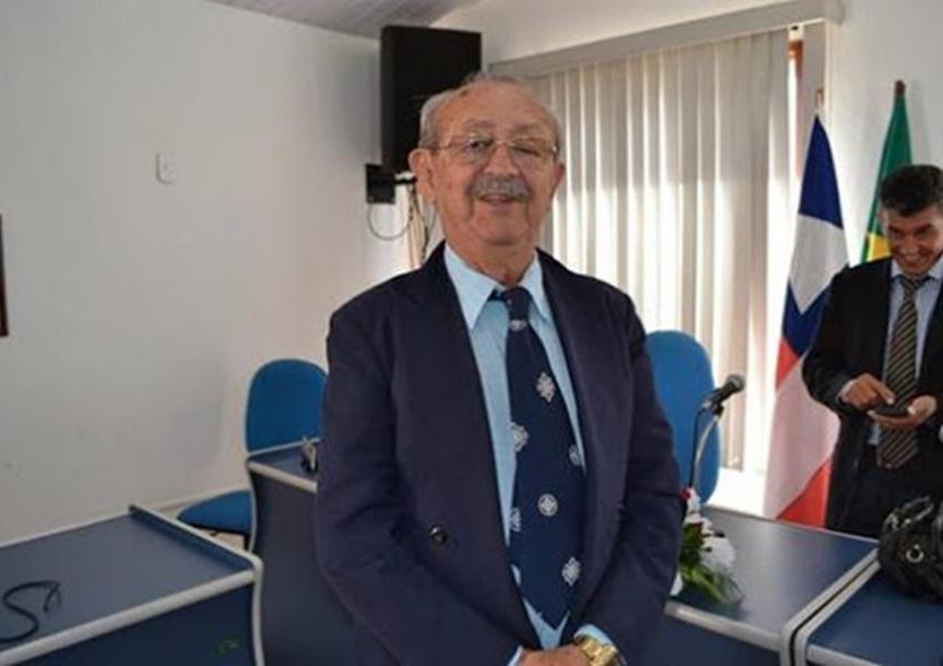 Dom Basílio: Morre aos 82 anos o ex-prefeito Zezito Caíres