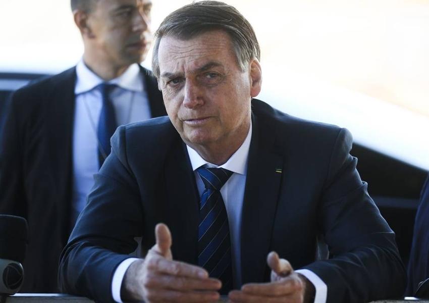 Bolsonaro diz que projeto de abuso de autoridade vai ter veto