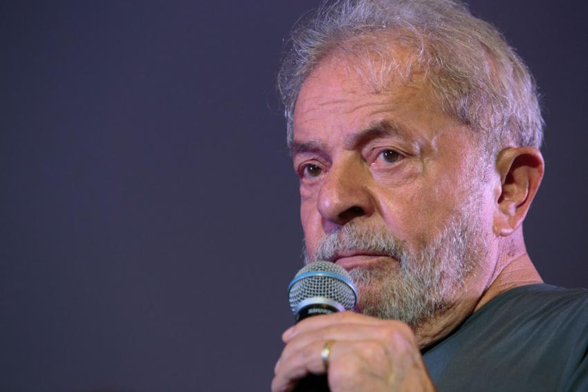 PT vai pedir autorização para que Lula grave vídeos políticos na prisão