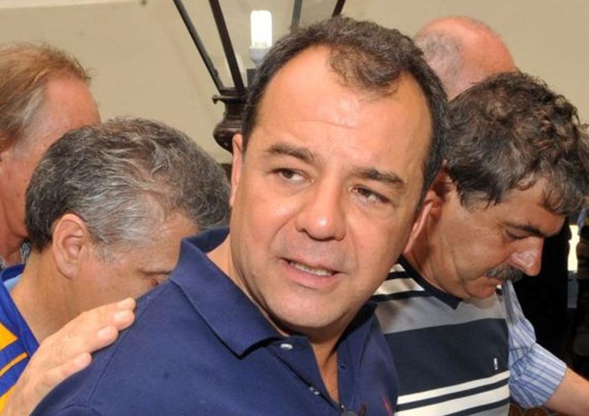 Sérgio Cabral é condenado a mais 11 anos e dez meses de prisão