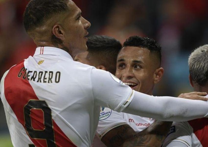 Peru vence Chile e será o adversário do Brasil na final da Copa América