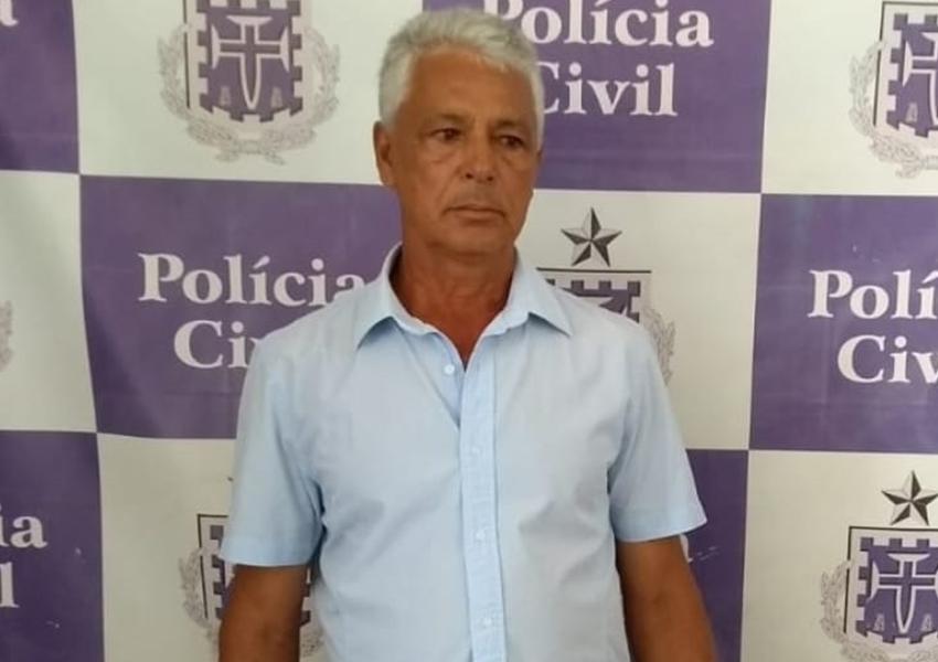 Brumado: Polícia Civil prende idoso que estuprou e engravidou sobrinha-neta