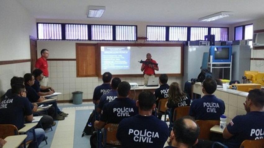 Polícia Civil promove curso de capacitação na área da 9ª Coorpin