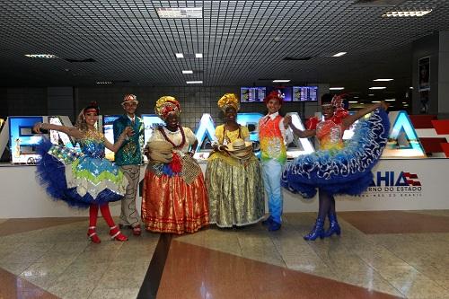 Companhias Aéreas investem no Carnaval Baiano com voos e ações promocionais