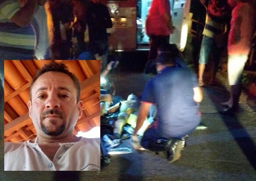 Homem morre após ser atropelado no acostamento da BA-148 entre Dom Basílio e Livramento