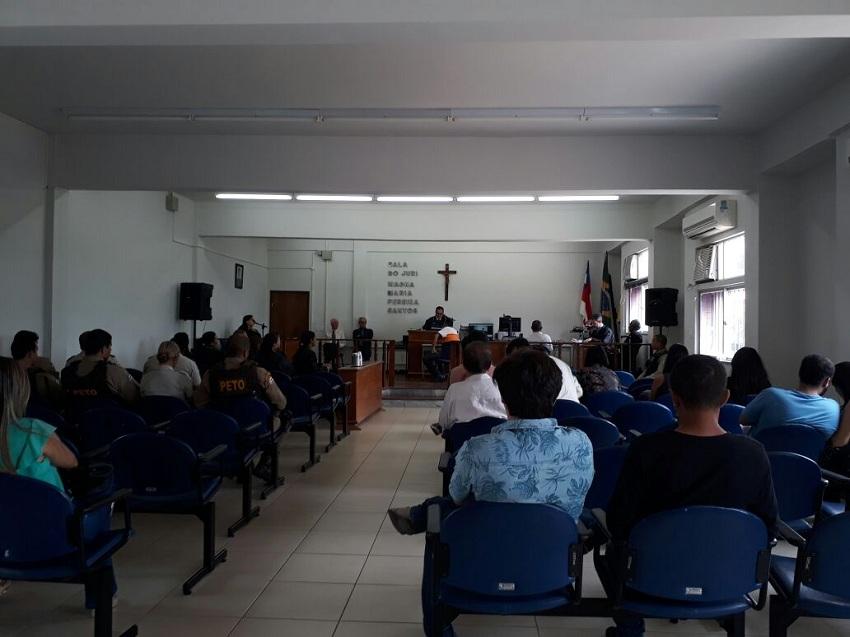 Policial militar lotado na 46ª CIPM é julgado e absolvido de acusação de tentativa de homicídio em Brumado