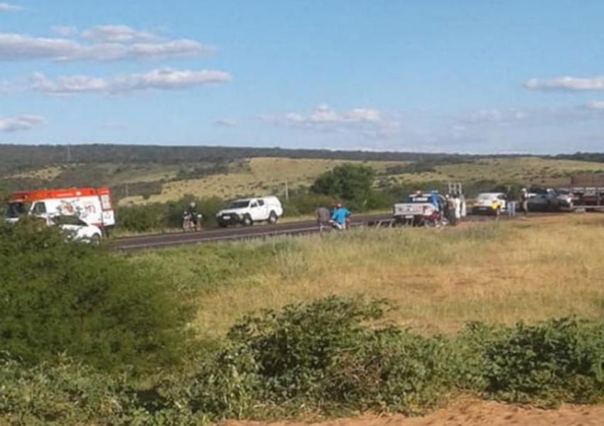 Brumado: Idoso morre atropelado por caminhão na BA-262