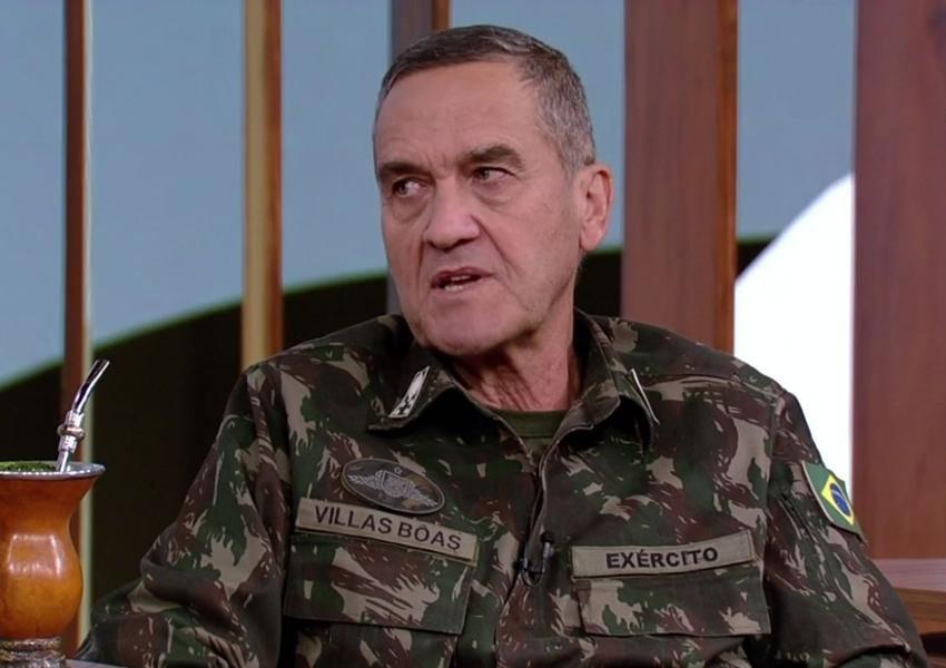 Exército está 'atento às suas missões institucionais', alerta comandante