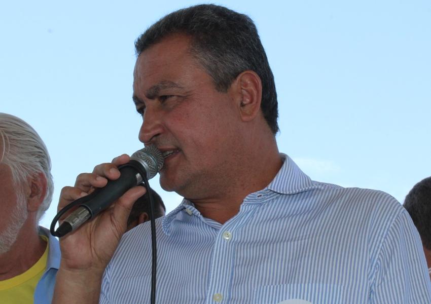 Rui Costa é reeleito governador da Bahia com 76% dos votos válidos