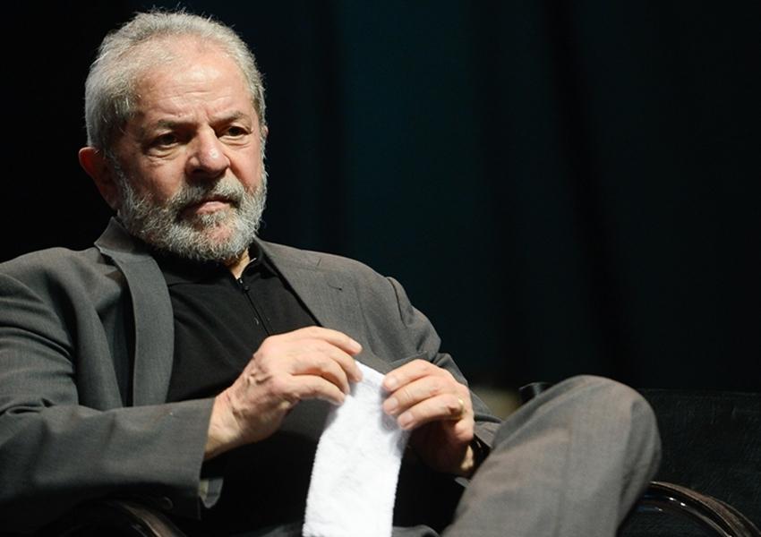 PT reafirma candidatura de Lula para presidência da República