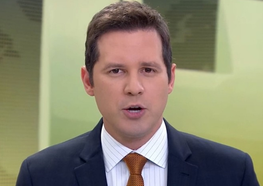 Âncora do Jornal Hoje pede demissão da Globo após escândalo milionário com banco