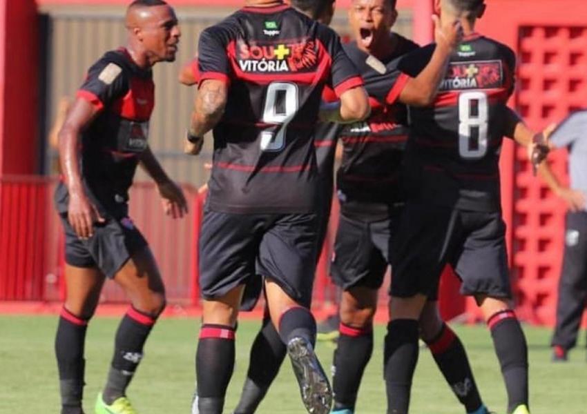 Vitória empata com o Ceará em 1 a 1 no Barradão pela Copa do Nordeste