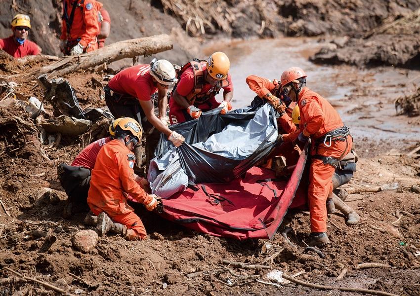 Mortos em tragédia de Brumadinho chegam a 150, diz Defesa Civil