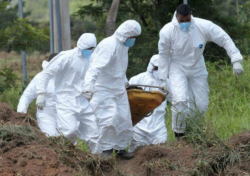 Corpos de desastre em Brumadinho só deverão ser identificados por DNA