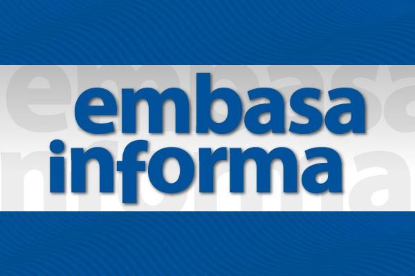 Comunicado da EMBASA a toda população de Livramento