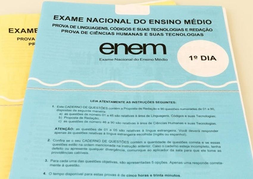 Educação: Inep prorroga prazo de inscrição de servidores para trabalhar no Enem