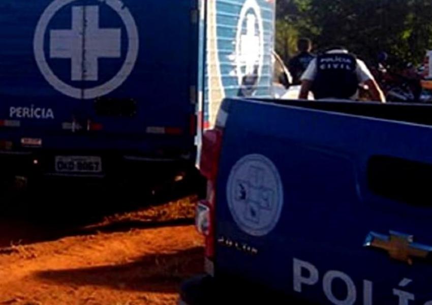 Três pessoas são mantidas reféns e torturadas e uma delas morta  na zona rural de Brumado
