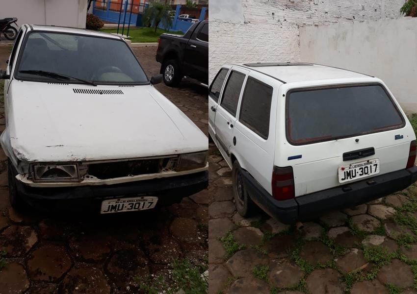 Livramento: veículo em nome da prefeitura que se envolveu em acidente não pertence ao município; foi leiloado e motorista não realizou transferência
