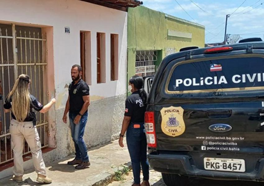 Operação da Polícia Civil prende 348 pessoas por crimes contra a mulher
