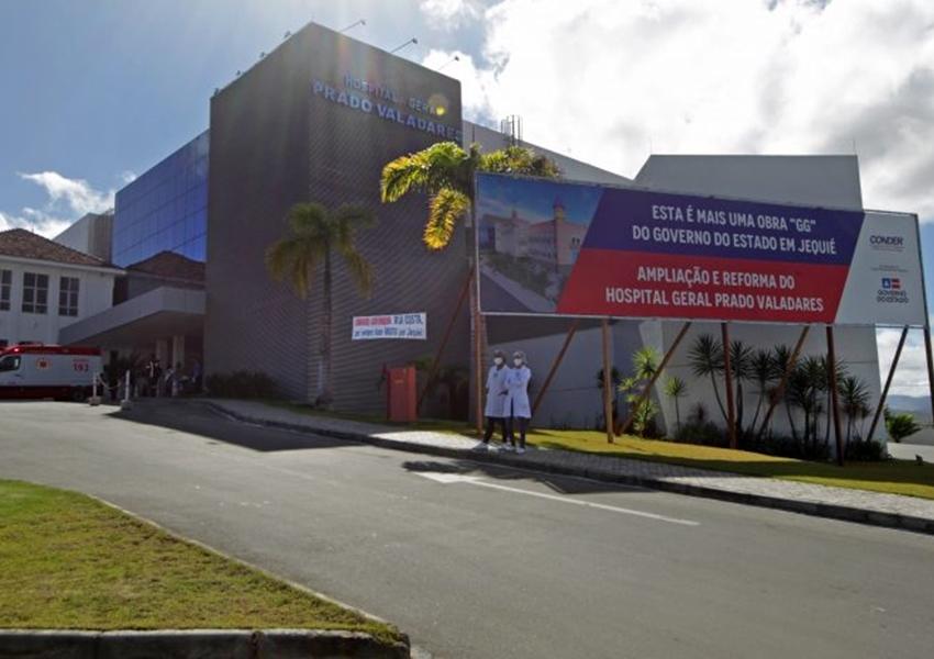 Autorizado início das obras de reforma e ampliação do Hospital Geral Prado Valadares, em Jequié