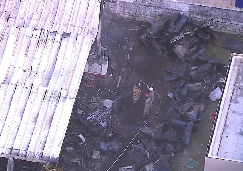 CBF e Fla podem ser responsabilizados por incêndio em CT, prevê Lei Pelé