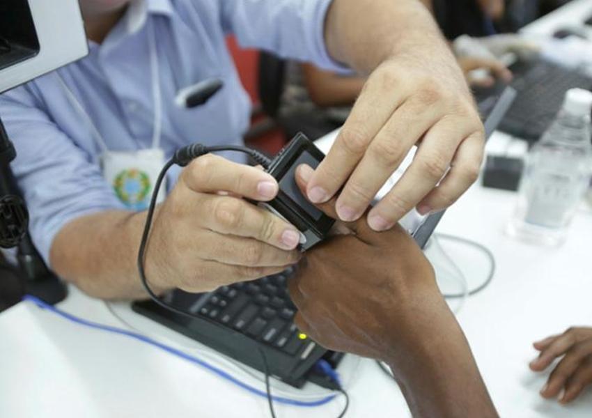 Biometria: Justiça Eleitoral poderá cancelar mais de 900 mil títulos no estado