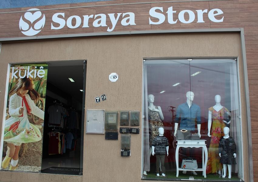 Soraya Store lança nova coleção neste sábado