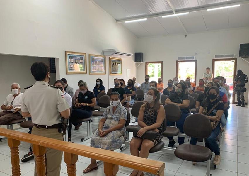 46ª CIPM lança operação Fim de Ano em Paz no município de Paramirim