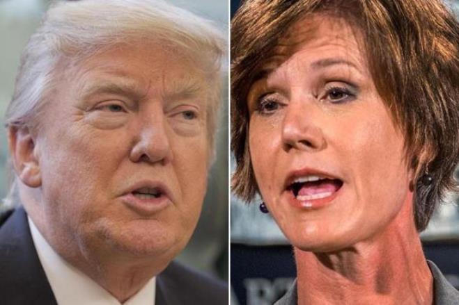 Trump demite procuradora-geral interina por desafiar decreto contra imigrantes