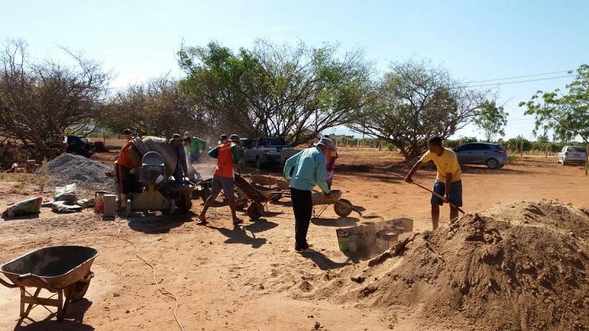 Solidariedade: Juntos pela construção da casa do idoso
