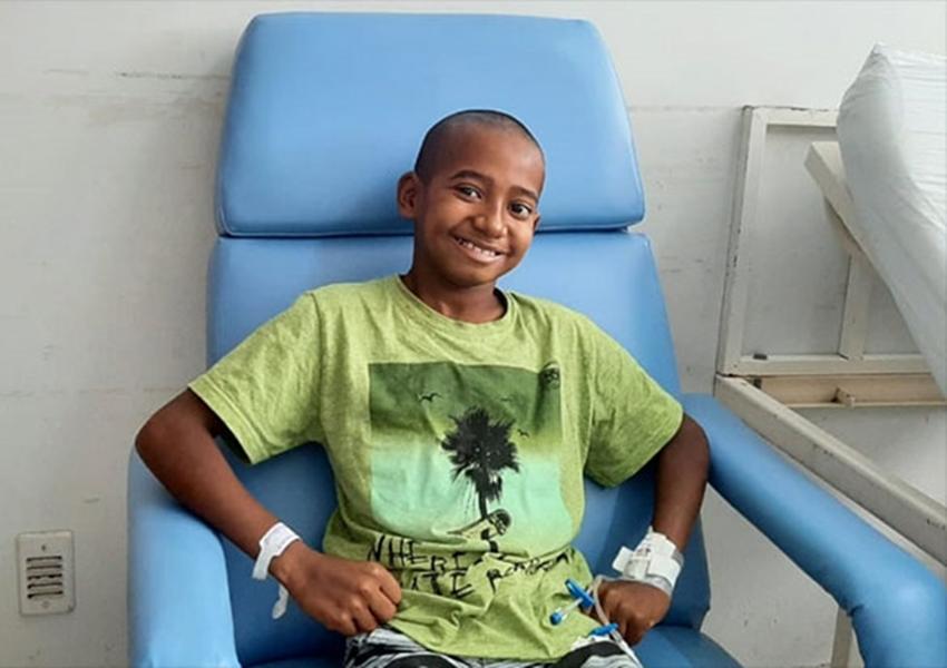 Cirurgia inédita salva criança de Barra da Estiva