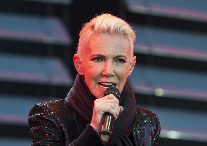 Morre Marie Fredriksson vocalista do Roxette aos 61 anos