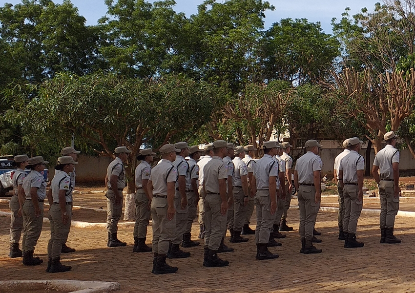 Resultado final de concursos para Polícia Militar e Bombeiros será publicado sexta